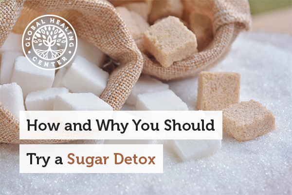 You should try a sugar detox.