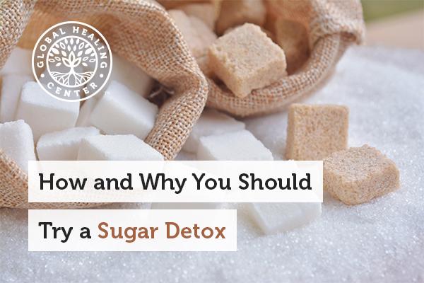 You should try a sugar detox.