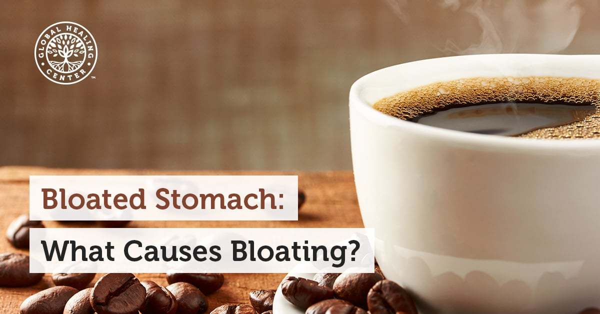 how to avoid bloated stomach