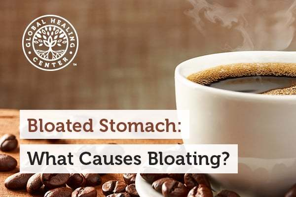 Coffee Causes Bloating