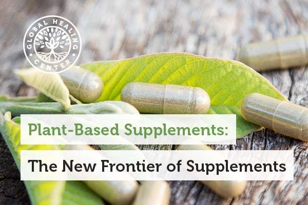 Plant-based supplements are made from ingredients such as leaves, fruits, seeds, and other botanical elements.