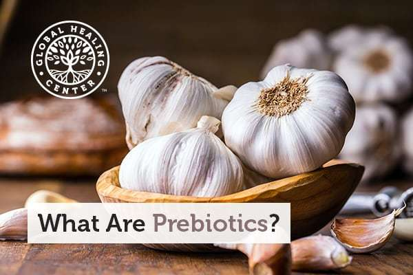 Garlic is a prebiotic rich food.