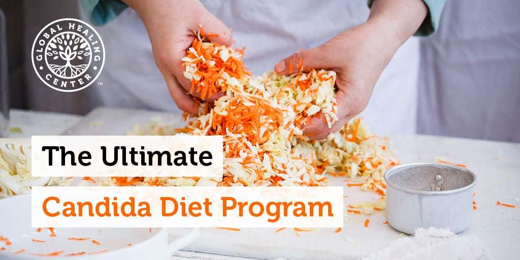 The Ultimate Candida Diet Program