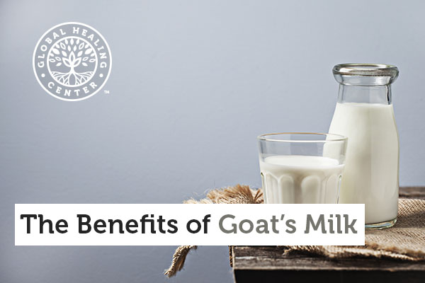Goat's milk can help support good health in many ways.