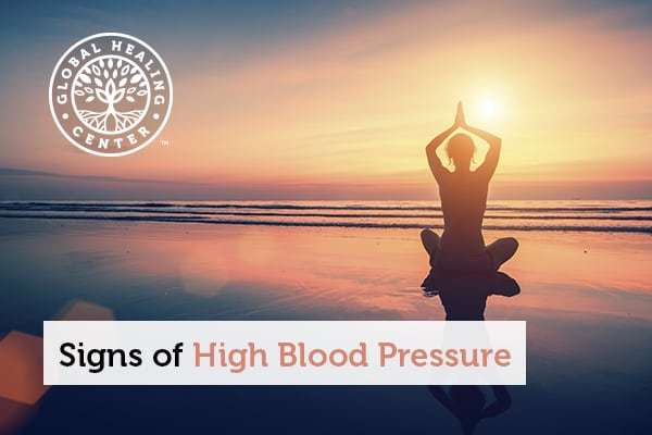 Meditation can help mitigate the signs of high blood pressure.