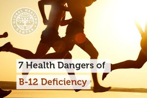 A person walking through a sunny field. B-12 deficiency has also been linked to other neurodegenerative disorders.