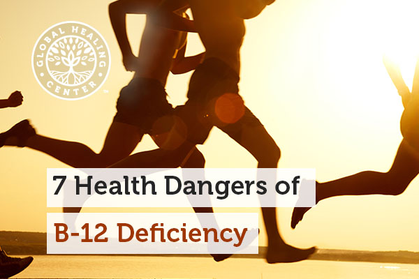 A person walking through a sunny field. B12 deficiency is linked to other neurodegenerative disorders.
