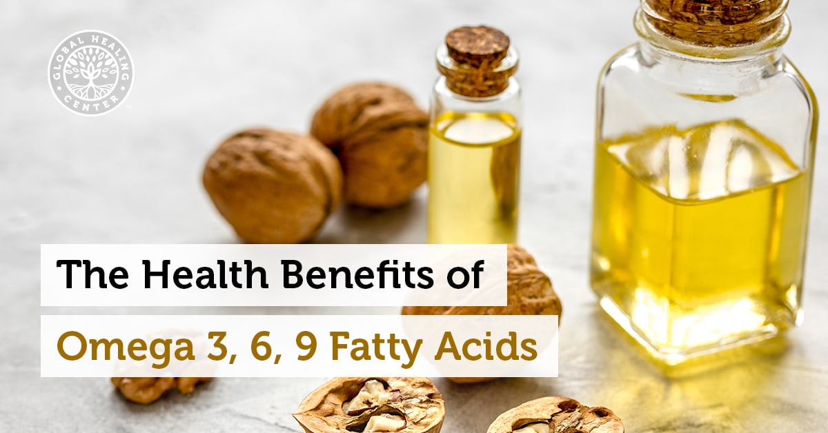 The Health Benefits Of Omega 3 6 9 Fatty Acids And Epa Dha