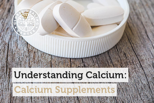 There are many popular types of calcium supplements available in the market.