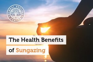 Sungazing help increase energy levels.