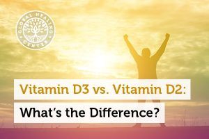 Vitamin D3 and Vitamin D2 provide many health benefits.