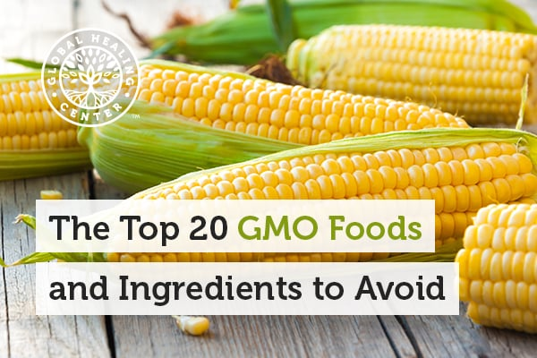 Studies show that GMO foods like corn can be toxic.