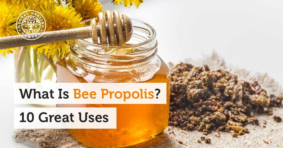 What Is Bee Propolis 10 Great Uses