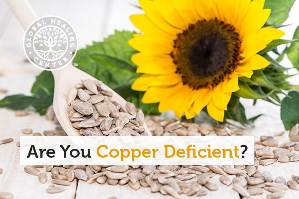 A study by Food and Nutrition Board of the National Academy shows that 25% of US population are copper deficient.