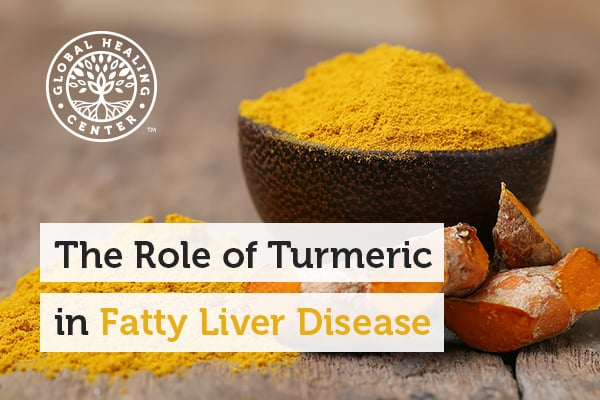 Turmeric has a positive impact on the fatty liver disease.