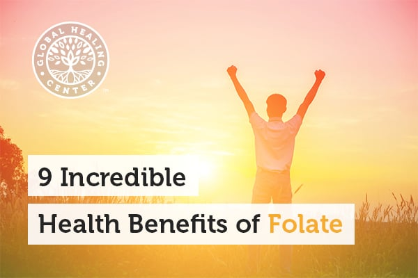 Folate is great for heart health.