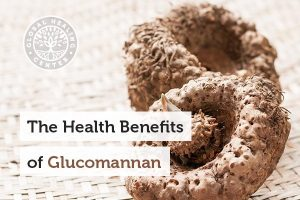 Glucomannan can help reduce food craving.