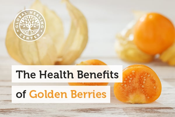 Golden berries are great for liver and kidney health.