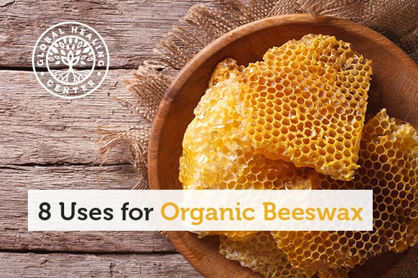 Organic beeswax can be used for cooking or as a skin moisturizer.