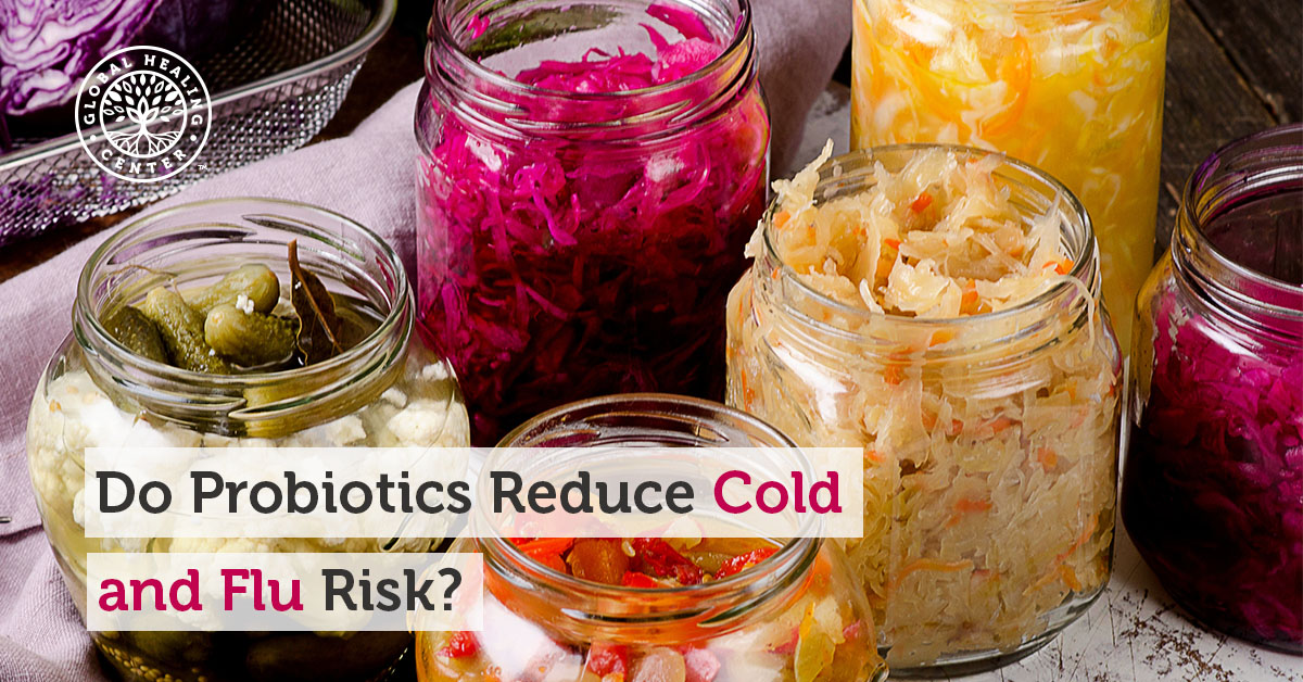 Do Probiotics Reduce Cold and Flu Risk?
