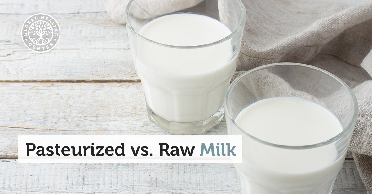 Pasteurized Vs Raw Milk Which One Is Healthier For You