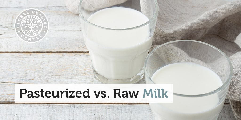 a comparison between raw and pasteurized cow milk Unpasteurized milk (raw milk) well, you guessed it, unpasteurized refers to a product that has not gone through the process of heat or radiation treatment.