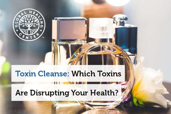 Perfom a toxin cleanse. Toxins in fragance can disrupt your health.