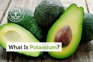 Avacado is loaded with potassium and healthy fats.