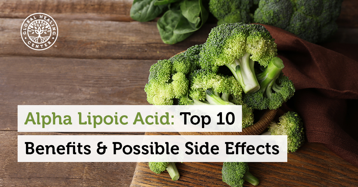 Lipoic acid sexual effect