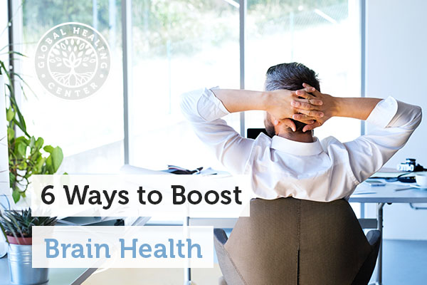 Being fit is a great way to boost your brain health.