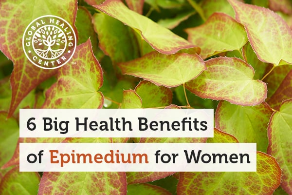 Epimedium helps promote graceful aging for women.