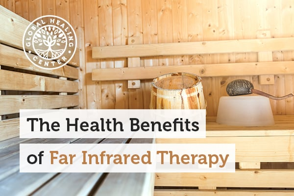 One of the health benefits of far infrared therapy is that it helps boost your immune system.