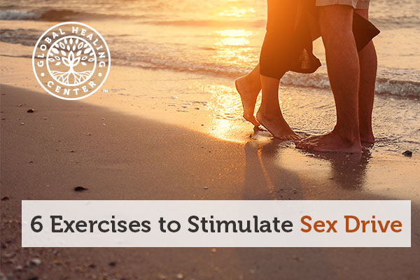 Taking a simple walk can help stimulate your sex drive.