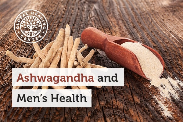 Ashwagandha herb can help provide proper hormone level for men.
