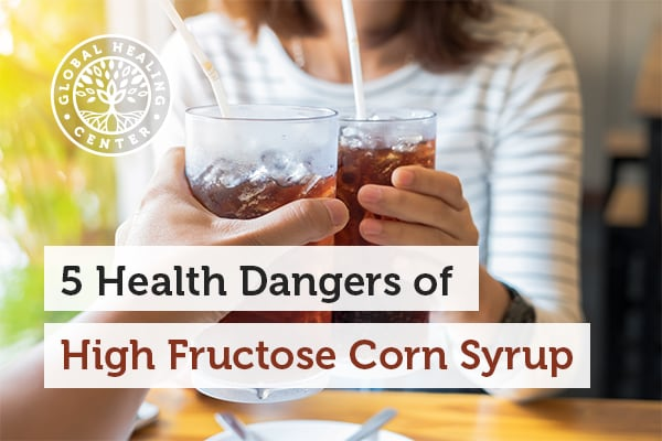 Before you take a sip, you may want to put down that soda. Liver damage is just one of the dangers of high fructose corn syrup.