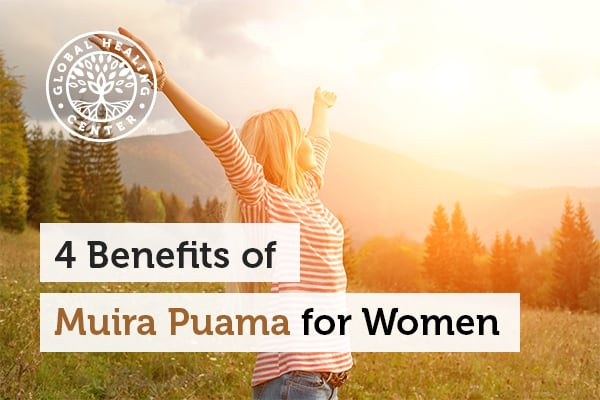 Muira Puama can help women by boosting their physical performance.
