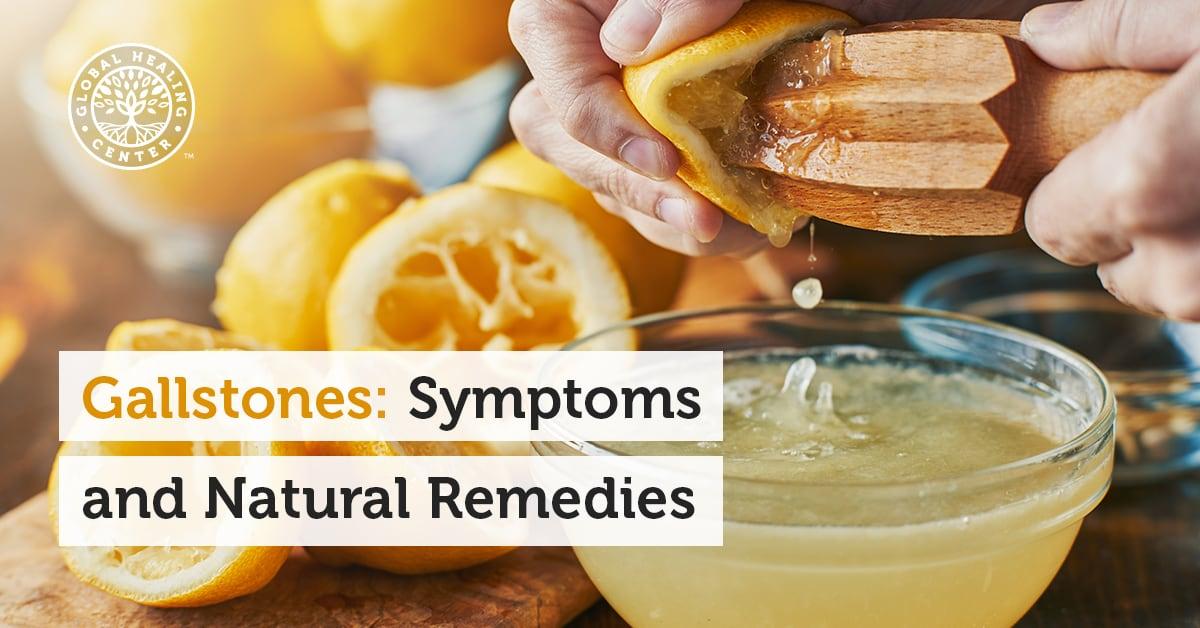 Gallstones Natural Remedies Foods