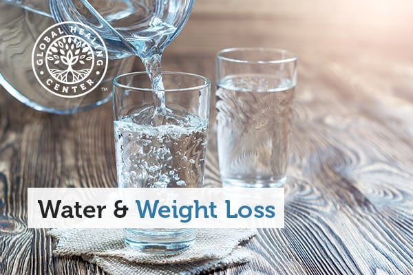 Not only does getting enough water help flush toxins from the system, adequate water intake is extremely beneficial for weight loss.