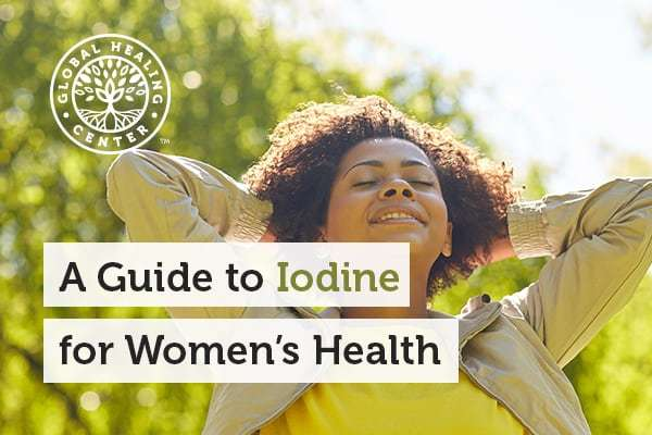 Iodine is an essential nutrient for women.