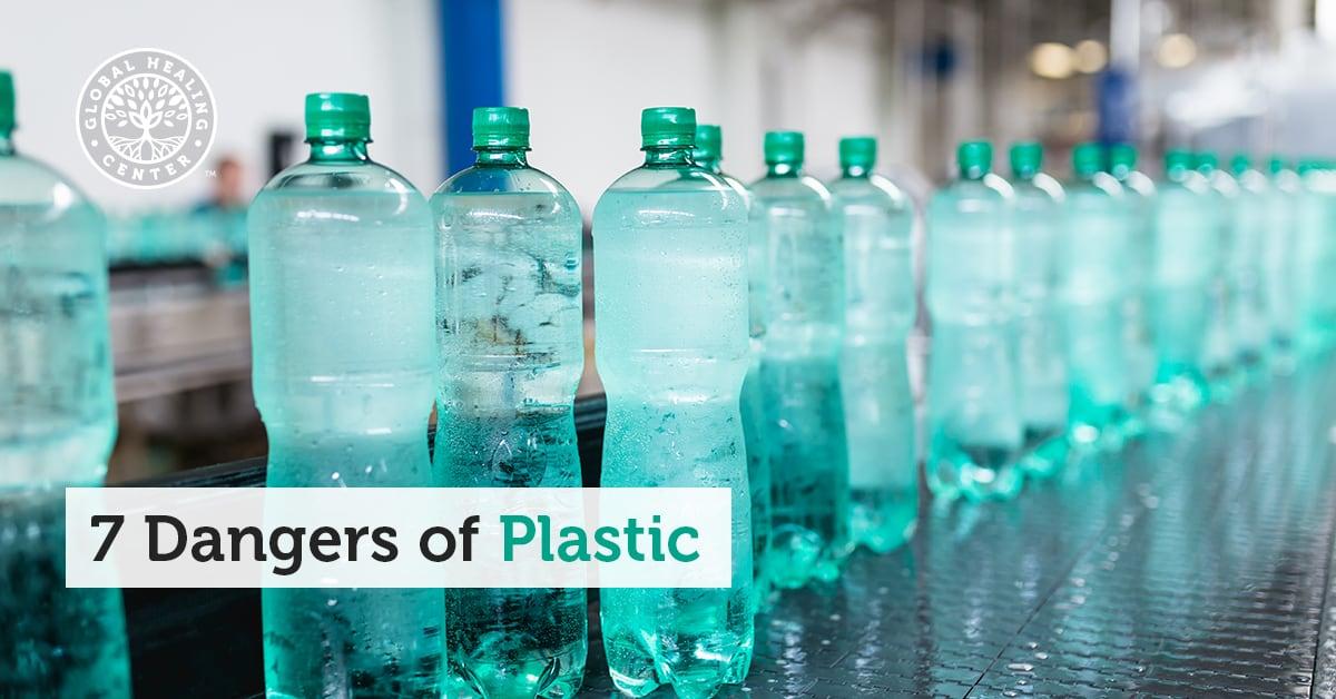 7 Dangers Of Plastic
