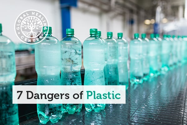 Plastic increases the risk of childhood asthma and decreases female libido.