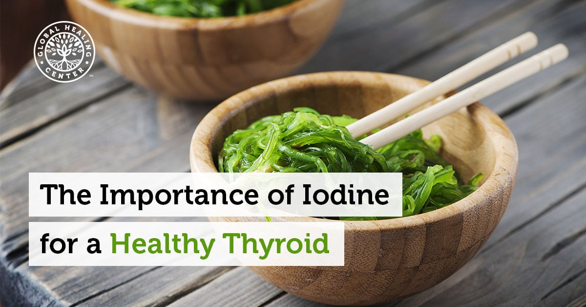Iodine Supplements At Whole Foods