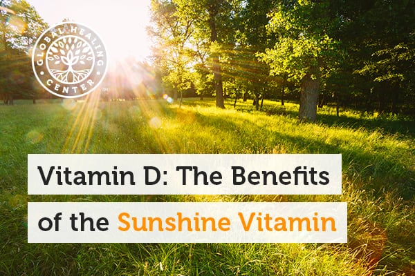 Vitamin D is known as the sunshine vitamin which is excellent for the immune system and bone health.