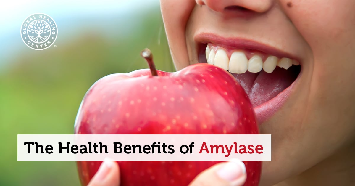 The Health Benefits Of Amylase