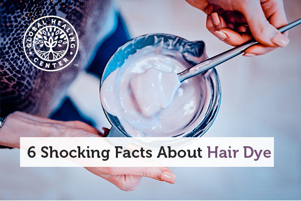 Hair dye contains many different chemicals that can cause health issues.