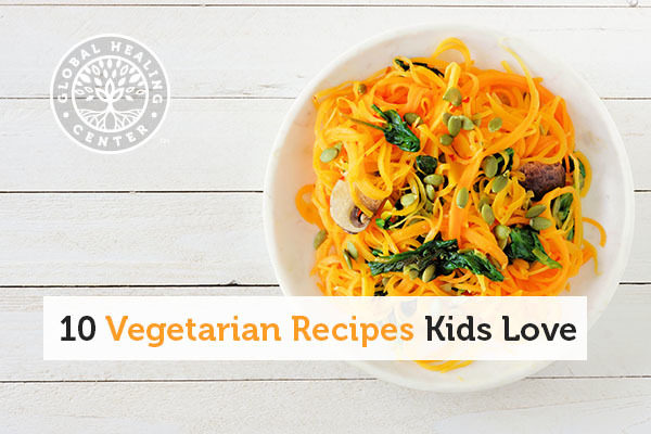 Carrot fries is a great vegetarian recipe for kids.