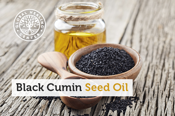 Black cumin seed oil helps promote heart health and weight loss.
