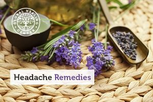 Lavender is a natural headache remedy.