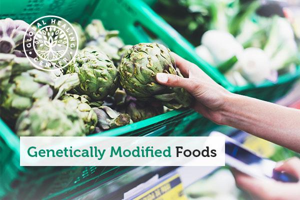 Avoid Genetically Modified Food