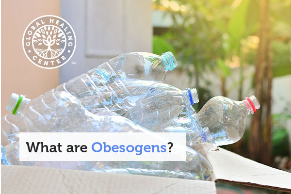 Obesogens are endocrine disruptors that play a role in obesity.